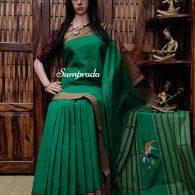Akhila - Kanchi Cotton Saree