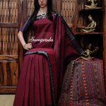 Alankrita - Kanchi Cotton Saree