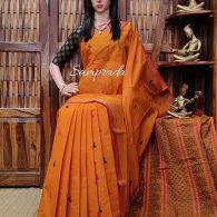 Ambamanohari - Kanchi Cotton Saree
