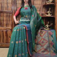 Ananditha - Kanchi Cotton Saree