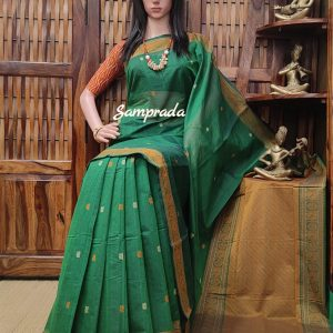 Anikslum - Kanchi Cotton Saree