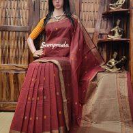 Ansika - Kanchi Cotton Saree