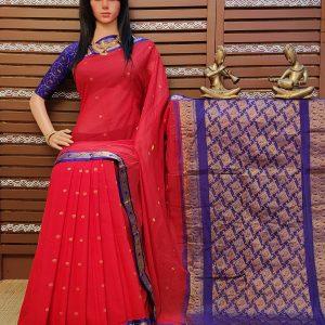 Kalavathi - Kuppadam Cotton Saree