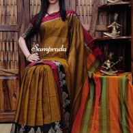 Mohadhvani - Mercerized Pearl Cotton Saree
