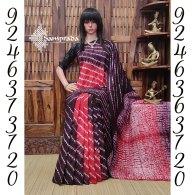Nikhila - Mulmul Cotton Saree