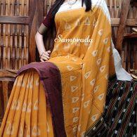 Payodhi - Ikkat Cotton Saree