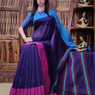 Devipriya - Pearl Cotton Saree