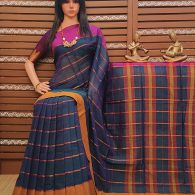 Dyuthi - Pearl Cotton Saree