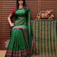 Tarushi - Pearl Cotton Saree