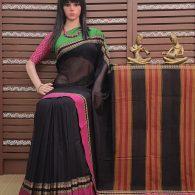 Thanmayi - Pearl Cotton Saree