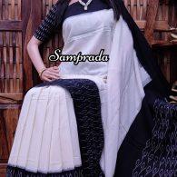 Prajakta - Ikkat Cotton Saree