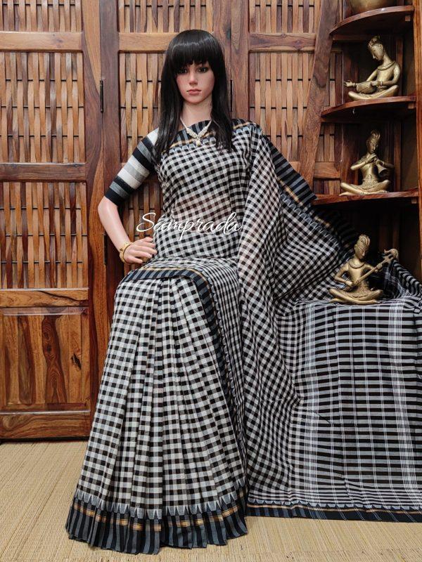Saahana - South Cotton Saree