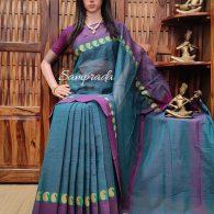 Samyuktha - South Cotton Saree