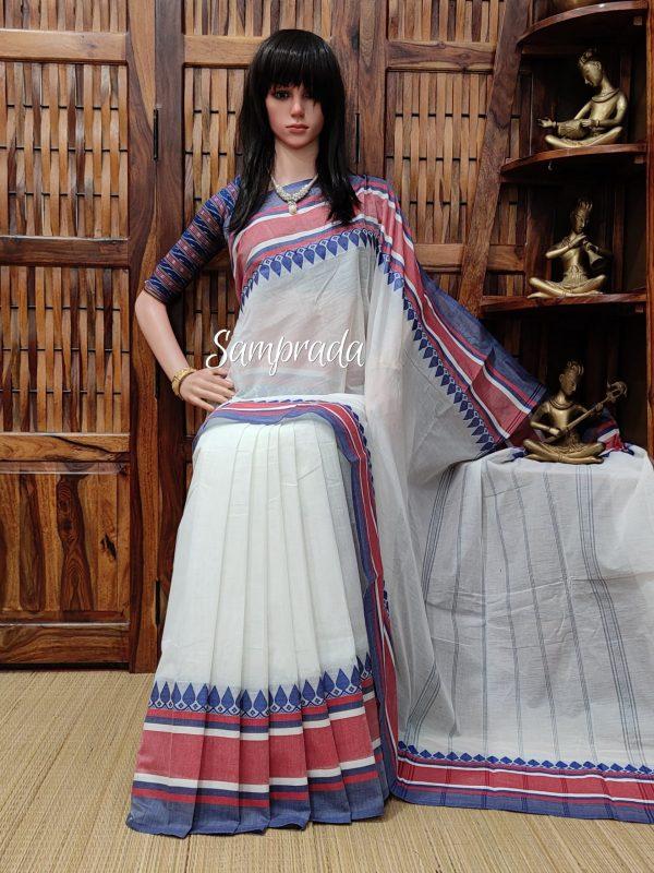 Sanjeetha - South Cotton Saree