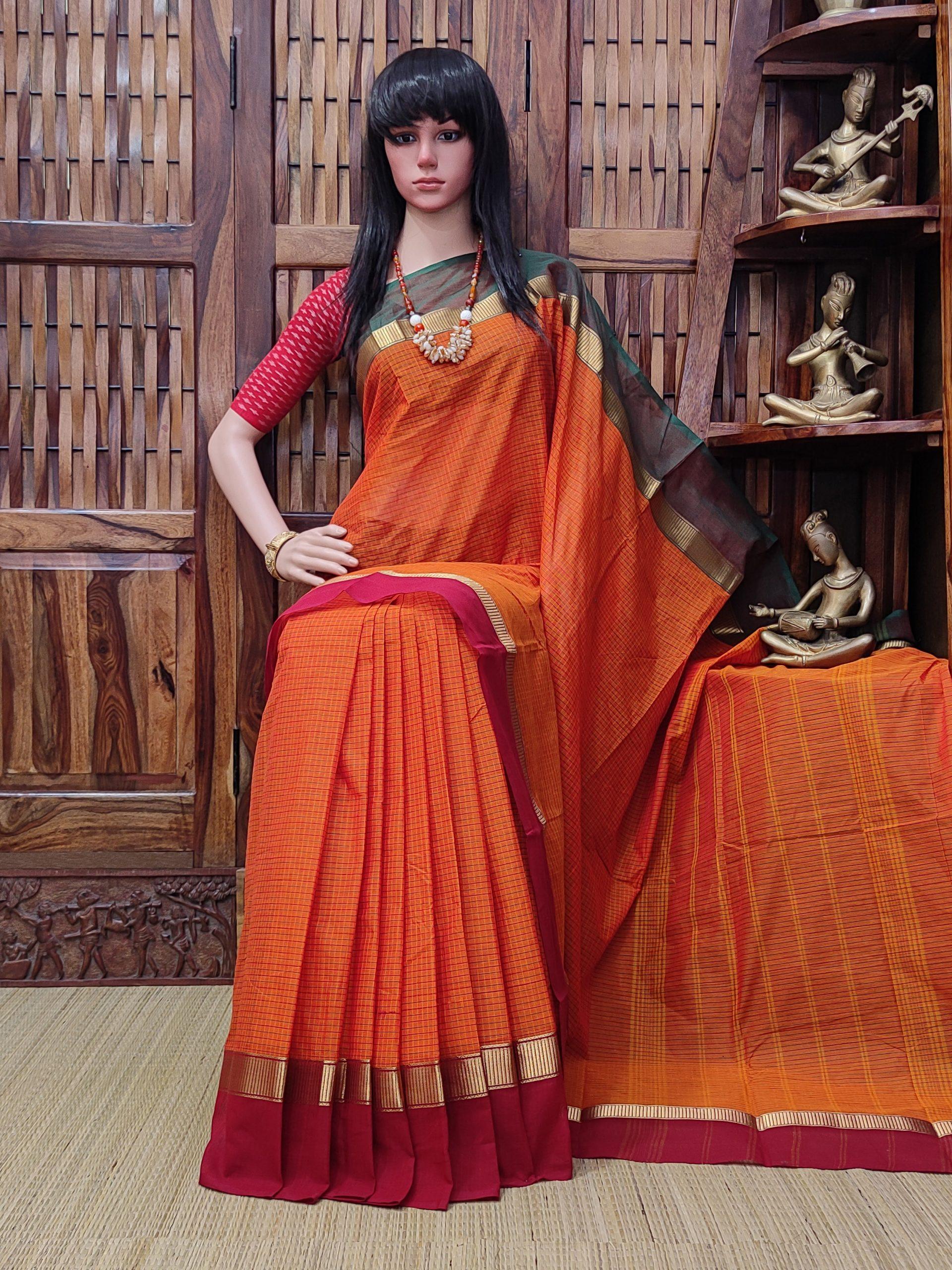 Sharayu - South Cotton Saree