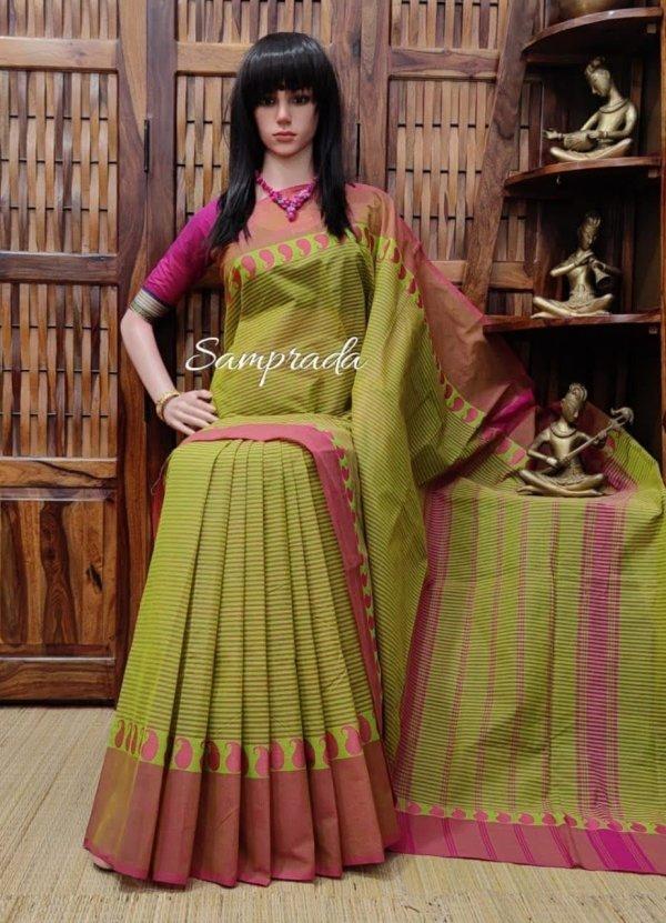 Rishipriya - South Cotton Saree