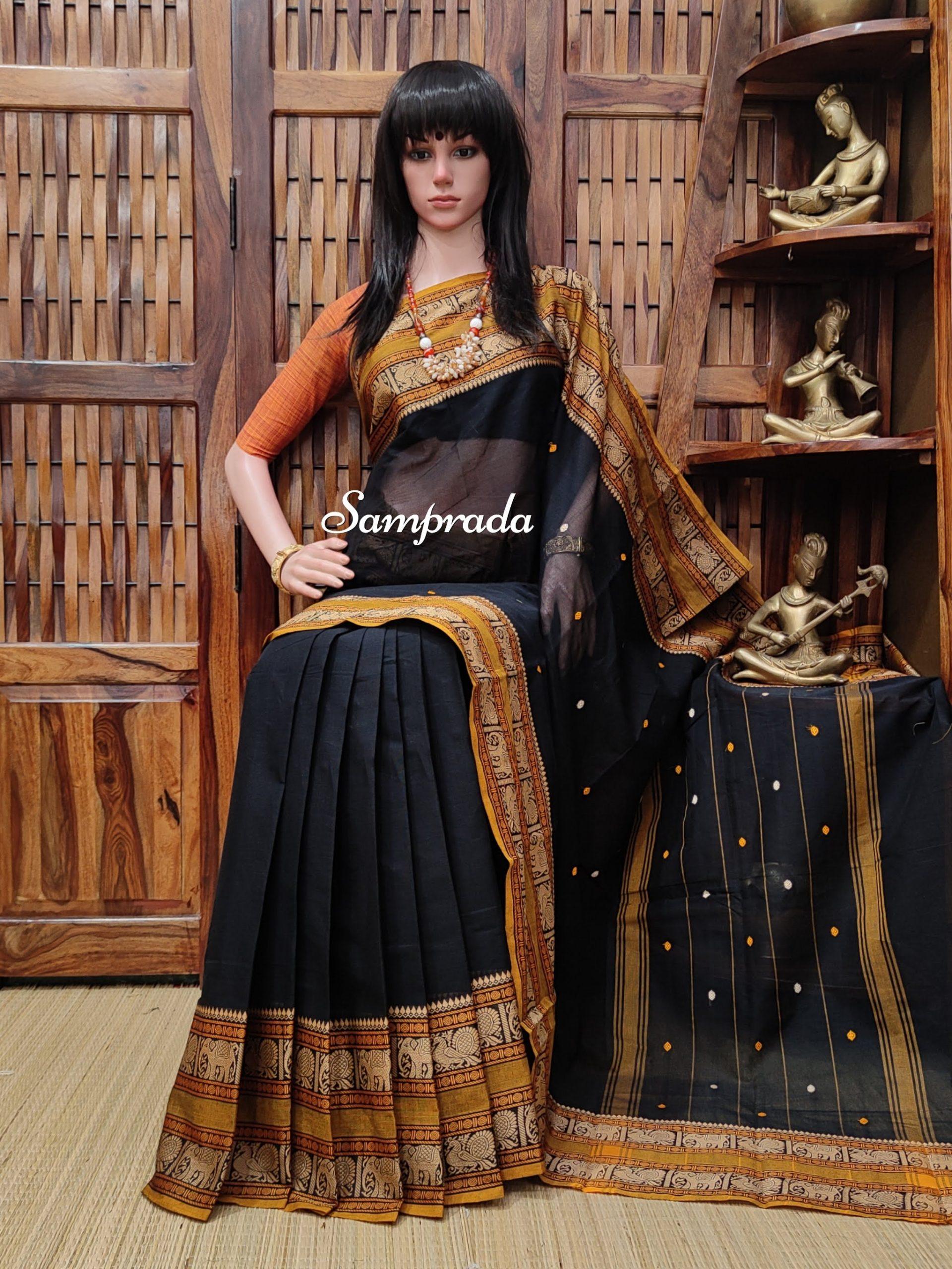 Romasha - South Cotton Saree
