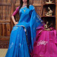 Ruthvika - Venkatagiri Silk Saree