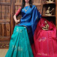 Smiritha - Venkatagiri Silk Saree