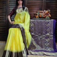 Snusha - Venkatagiri Silk Saree