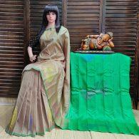 Sohini - Venkatagiri Silk Saree