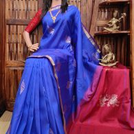 Sphuritha - Venkatagiri Silk Saree