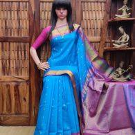 Aashvi - Narayanpet Silk Saree