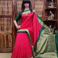 Adwaitha - Narayanpet Silk Saree