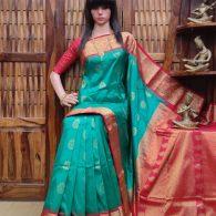 Baduli - Narayanpet Silk Saree