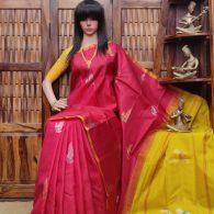 Anudhya - Venkatagiri Silk Saree