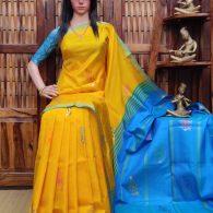 Anuthama - Venkatagiri Silk Saree