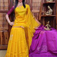 Anvaya - Venkatagiri Silk Saree