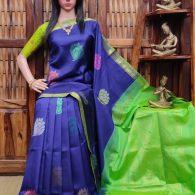 Anwesha - Venkatagiri Silk Saree