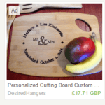 arbing chopping board