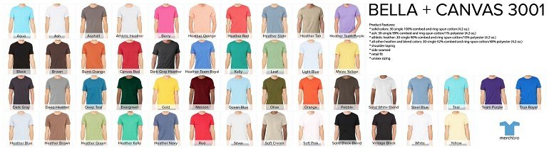 canvas t shirt printing business