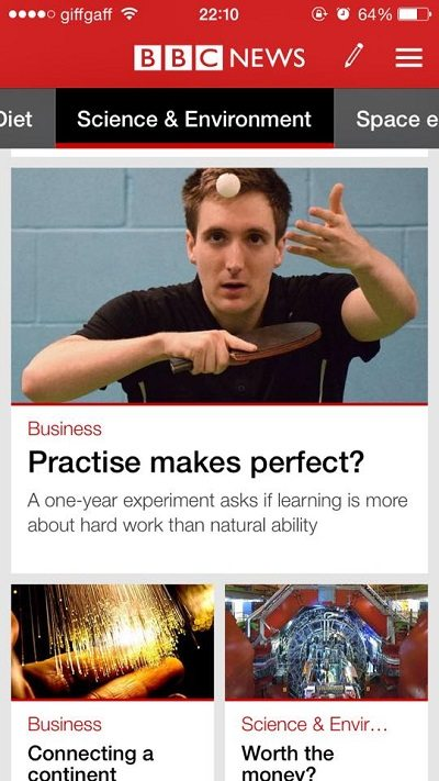 what it takes to create a successful blog, appear on BBC news