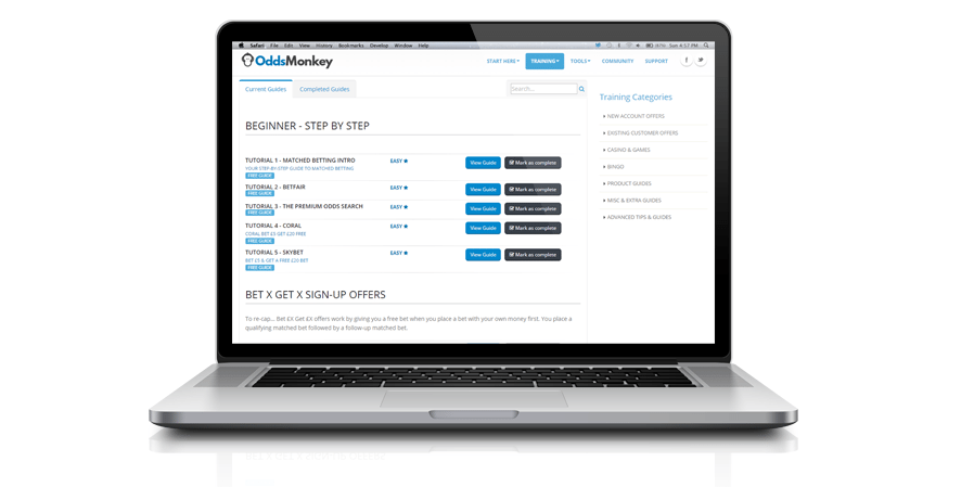 Oddsmonkey Review 2017 – Matched Betting Software Compared
