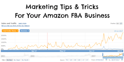 Tips And Tricks For Marketing Your Amazon FBA Business