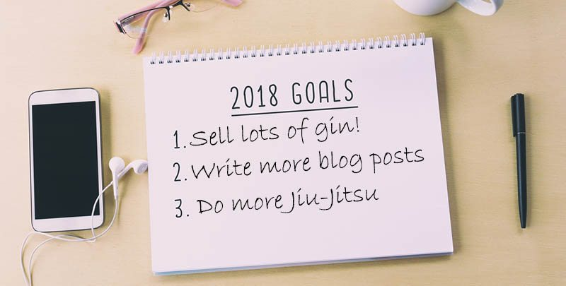 My 2017 And What I'm Going To Do Differently In 2018