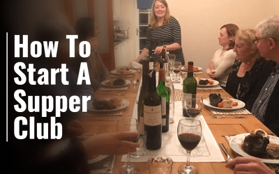 How To Start A Supper Club In Your Home