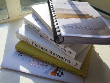 Some of the exciting reads jostling for attention