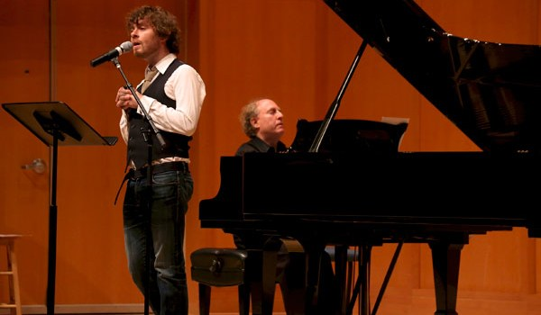 Jeffrey and Gabriel Kahane's Live Mixtape at Chamber Music Northwest