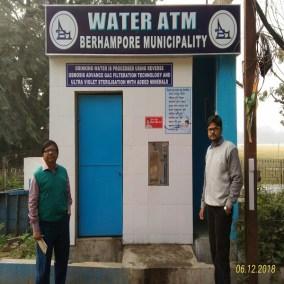 Water ATM: Berhampore