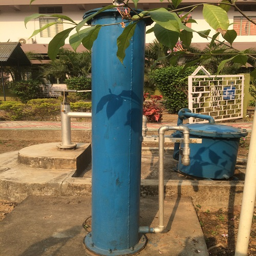 Iron Removal Plant for Handpumps