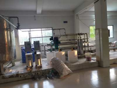 RO Plant for Mineral water