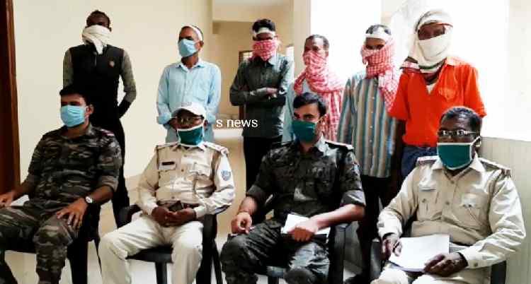 मारपीट में घायल एक शख्स ने तोड़ा दम, पुलिस ने 9 आरोपियों को किया गिरफ्तार