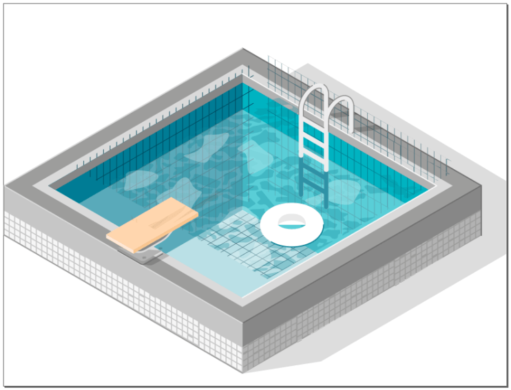 pool animation preview