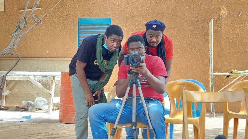 Photo Studio Kalangou - Formation multica - Niger - SAMSA AFRICA
