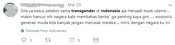 transgender indonesia