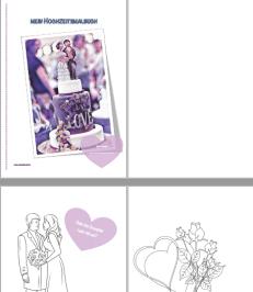 Freebie-Kindermalbuch-Hochzeit